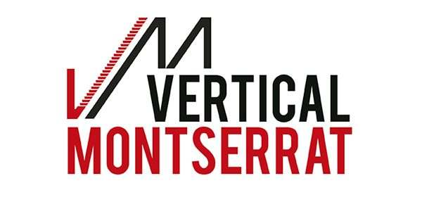 Logo vertical Montserrat